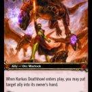 WoW TCG - Azeroth - Karkas Deathhowl x4 - NM - World of Warcraft