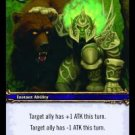WoW TCG - Azeroth - Lie In Wait x4 - NM - World of Warcraft