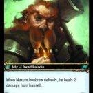 WoW TCG - Azeroth - Maxum Ironbrew x4 - NM - World of Warcraft
