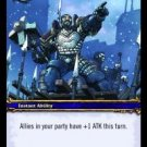 WoW TCG - Azeroth - Rally the Troops x4 - NM - World of Warcraft
