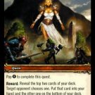 WoW TCG - Azeroth - The Princess Trapped x4 - NM - World of Warcraft