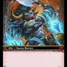 WoW TCG - Azeroth - Vaerik Proudhoof x4 - NM - World of Warcraft