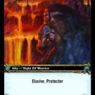 WoW TCG - Azeroth - Warden Tonarin x4 - NM - World of Warcraft