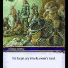 WoW TCG - Azeroth - Withdraw x4 - NM - World of Warcraft