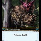WoW TCG - Dark Portal - Bretander of the Claw x4 - NM - World of Warcraft
