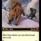 WoW TCG - Dark Portal - Chops x4 - NM - World of Warcraft
