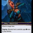 WoW TCG - Dark Portal - Curse of Tongues x4 - NM - World of Warcraft