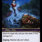 WoW TCG - Dark Portal - Deep Freeze x4 - NM - World of Warcraft
