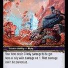 WoW TCG - Dark Portal - Hammer of Wrath x4 - NM - World of Warcraft