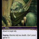 WoW TCG - Dark Portal - Lessons in Lurking x4 - NM - World of Warcraft