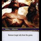 WoW TCG - Dark Portal - Shred Soul x4 - NM - World of Warcraft