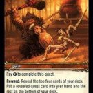 WoW TCG - Dark Portal - The Scourge Cauldrons x4 - NM - World of Warcraft