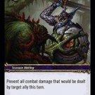 WoW TCG - Dark Portal - Turn Aside x4 - NM - World of Warcraft