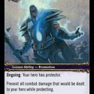 WoW TCG - Dark Portal - Undaunted Defense x4 - NM - World of Warcraft