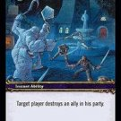 WoW TCG - Dark Portal - Unwelcome Visitor x4 - NM - World of Warcraft