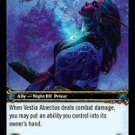 WoW TCG - Dark Portal - Vestia Abiectus x4 - NM - World of Warcraft