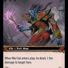 WoW TCG - Dark Portal - Waz'luk x4 - NM - World of Warcraft