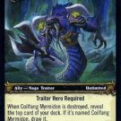 WoW TCG - Betrayer - Coilfang Myrmidon x4 - NM - World of Warcraft