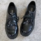 Skechers Classic Black Oxford Shoes Size 10