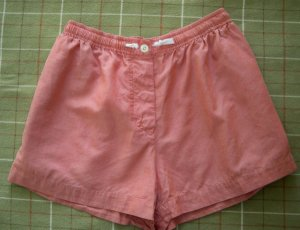 Calvin Clein Sport Coral Shorts Size Small