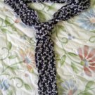 Annie Hall Crocheted Ladies Womens Tie