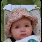 Darling Baby Summer Hat - Boy or Girl