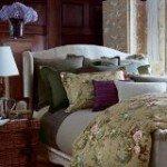 Ralph Lauren Adriana Floral Standard Sham New in Package