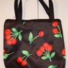 Cherry Mini Purse or Makeup Bag