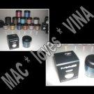 MAC Eye Pigment * STEEL BLUE * 1/4 sample - $ave Pigments