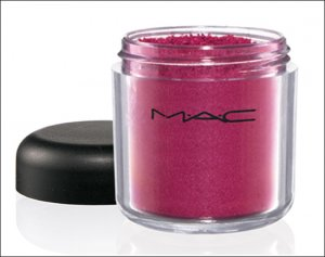 NEW MAC LE DISCONTINUED Pigment * BRASH & BOLD * 1/4 sample - $ave Pigments