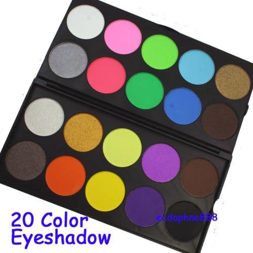 20 pieces Eyeshadow palette BNIB