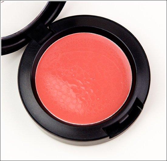 MAC cremeblend blush SAMPLE * LADYBLUSH * 1/5 sample