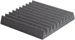"Acoustic Wall Tile 2"" x 12"" x 12"" (UL 94) Box of 16"