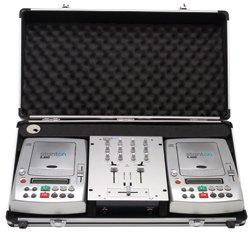 Stanton Digi-Pak CD Player/Mixer Combo