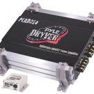 Pyle PLAD214 2x400W Amplifier 1600W max