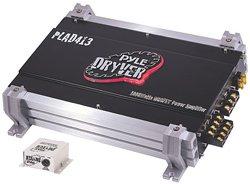 Pyle PLAD413 4x350W Amplifier 2000W max