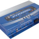 Pyramid PB449X Super Blue 2x125W Amplifier