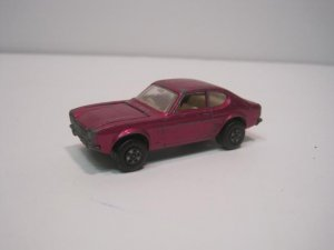Vintage Matchbox Superfast No. 54 Ford Capri