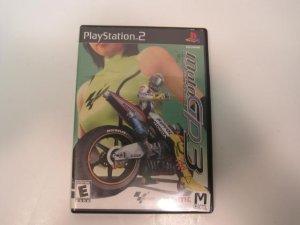 Playstation 2 Moto GP3 Namco Motocross Racing Game