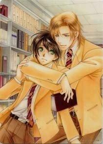 K-books: Higuri Yuu