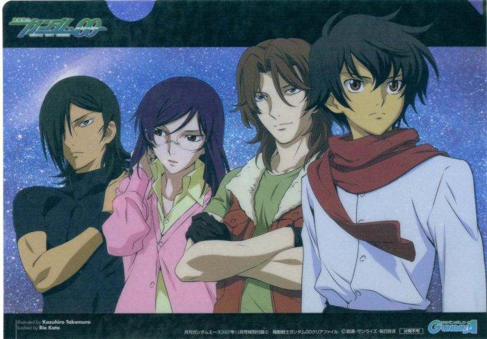 Gundam 00 furoku clear file