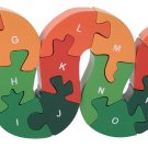 Puff the Alphabet Dragon