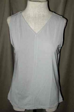 DKNY Light Gray Top.