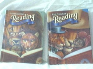 Scott foresman Reading Grade 3 - homeschool