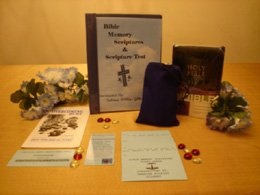 Bible Memory Scripture Package 26.99