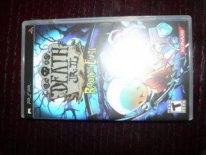 Death Jr. II Root of Devel Sony PSP Game