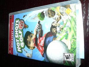 Hot Shots Golf Sony PSP Game