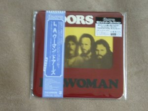 THE DOORS - L.A. WOMAN - JAPAN MINI LP. New and sealed CD