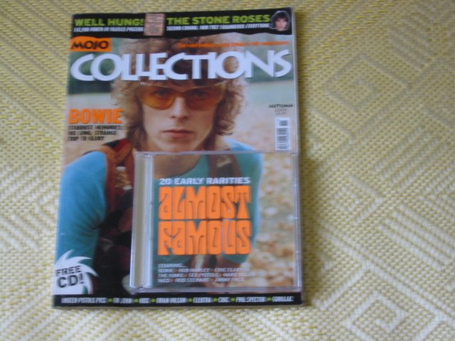 Mojo Collections - David Bowie + 20 early rarities CD