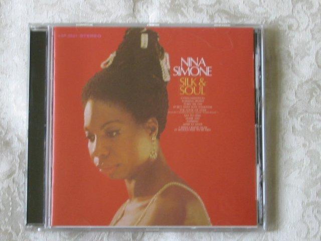 Nina Simone - SILK AND SOUL with Bonus Tracks